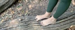 Rina Harris London Natural Feet